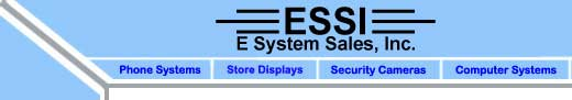 Welcome to E System Sales, Inc. - 800 619 9566